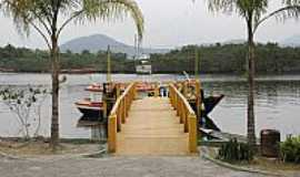Ilha Diana - Ilha Diana-SP-Plataforma de Embarque da Ilha-Foto:Marco Silva