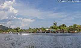 Ilha Diana - Ilha Diana-SP-Vista panorâmica-Foto:Luiz Coelho