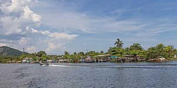 Ilha Diana-SP-Vista panorâmica-Foto:Luiz Coelho