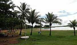 Ilha Solteira - Ilha Solteira-SP-Área de lazer no Parque Municipal-Foto:Ricardo Mercadante