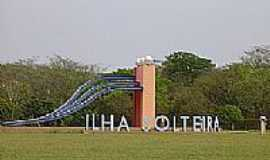 Ilha Solteira - Ilha Solteira-SP-Trevo de acesso-Foto:turismo.culturamix.com