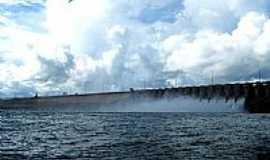 Ilha Solteira - Ilha Solteira-SP-Usina Hidroel�trica-Foto:edsondelrio