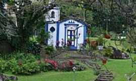 Ilhabela - Capela do Pouso dos Correa em Ilhabela-SP-Foto:PatyPeceguiniViana