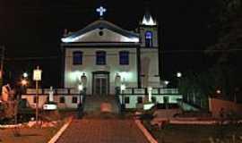 Ilhabela - Igreja de N.Sra.da Ajuda em Ilhabela-SP-Foto:PatyPeceguiniViana
