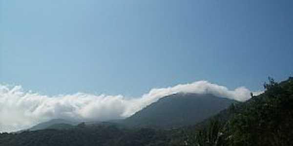 Ilhabela-SP-Vista do Pico do Baepí-Foto:Josue Marinho