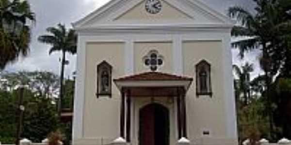Indaiatuba-SP-Igreja de N.Sra.de Lourdes na Colônia de Helvétia-Foto:Gentil Gonçales Filh…