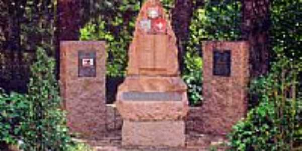 Indaiatuba-SP-Memorial aos Imigrantes suíços,fundadores da Colônia de Helvétia-Foto:FOTÓGRAFO PAULO JOSÉ