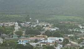 Pindobaçu - Vista parcial da cidade de Pindobaçu-BA-Foto:Antonio Macedo Rocha