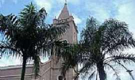 Ipaussu - Imagem da Igreja Matriz