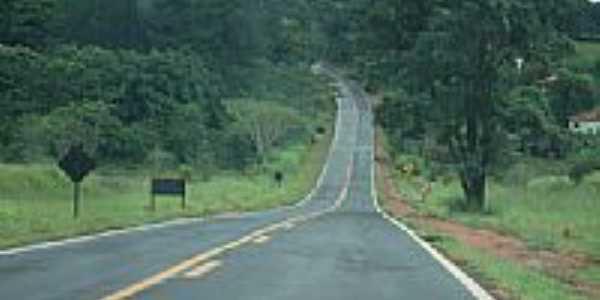 Rodovia Délcio Custódio da Silva-Foto:rafaelfernando