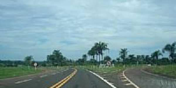 Trevo Ipiguá-Foto:rafaelfernando