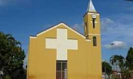 Ipu� - Igreja de S�o Sebasti�o no Bairro Capelinha-Foto:Altemiro Olinto Cris�