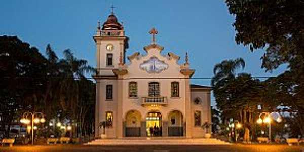 Iracemápolis-SP-Igreja Jesus Crucificado-Foto:motordream.uol.