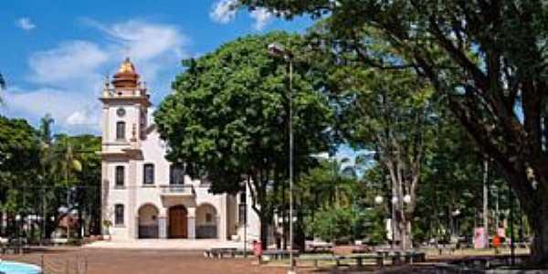 Iracemápolis-SP-Igreja Jesus Crucificado-Foto:Tiago Degaspari