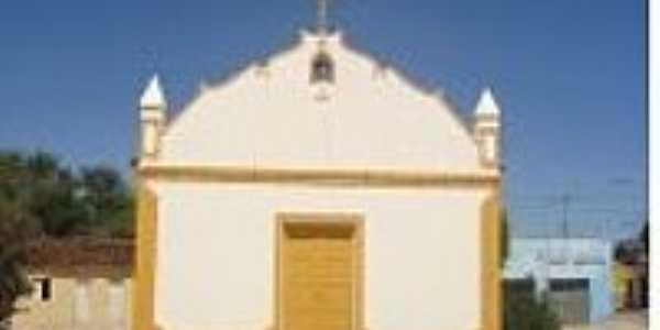 Pinhões-BA-Igreja de Pinhões-Foto:parlim.blogspot.com.br