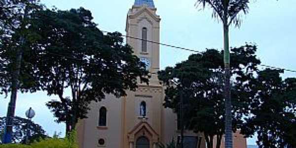 Itaberá-SP-Matriz de N.Sra. Imaculada Conceição-Foto:sou94.com.br