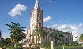 Itajobi - Itajobi-SP-Matriz de São José-Foto:Nestor José Dias Filho