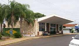 Itajobi - Itajobi-SP-Terminal Rodoviário-Foto:Nestor José Dias Filho