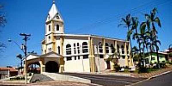 Igreja Matriz de São Sebastião-Foto:© Savio Gomes, Itaju…