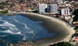 Itanhaém - Uma das praias, Por Pousada Fonseca