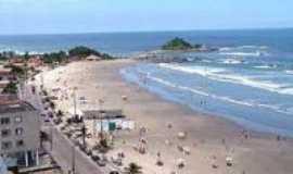 Itanhaém - Praia, Por Pousada Fonseca