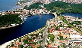 Itanhaém - Itanhaém-SP-Ponte sobre o Rio Itanhaém-Foto:itanhaem.sp.gov.br