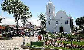 Itanhaém - Itanhaém-SP-Praça e Matriz de Sant´Ana-Foto:PMItanhaem