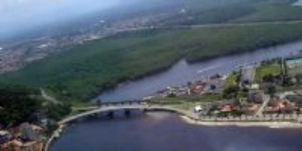 Ponte do Rio Itanhaem, Por Valmirez