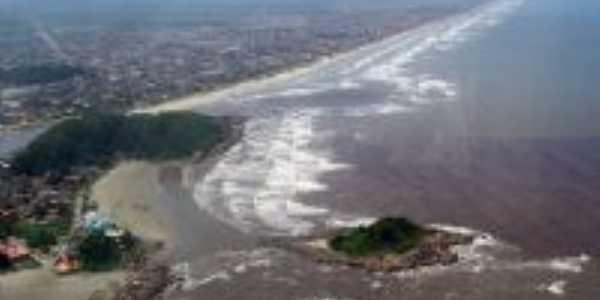 Orla da Praia(vista aerea), Por Valmirez