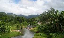 Itaóca - Itaóca-SP-Córrego Lageado-Foto:vidal.mota