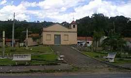 Itaóca - Itaóca-SP-Igreja do Bairro Lageado-Foto:Benedito L. Conceição Jr.