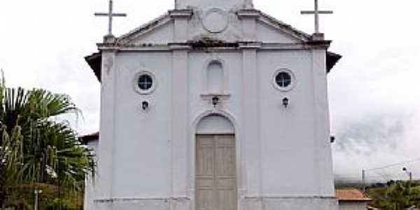 Itaóca-SP-Igreja Matriz-Foto:gereba
