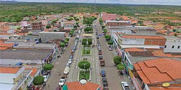 Imagens da cidade de Pintadas - BA