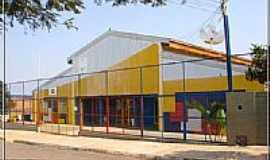 Itapetininga - Escola Rosa Badin em Itapetininga-SP-Foto:F�bio Barros