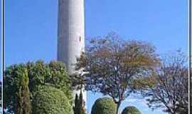 Itapetininga - Torre do SESI em Itapetininga-SP-Foto:Fábio Barros