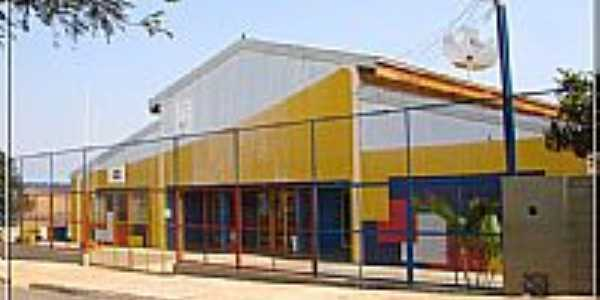 Escola Rosa Badin em Itapetininga-SP-Foto:F�bio Barros