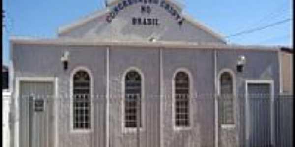 Igreja da CCB em Itapetininga-Foto:Jose Carlos Quiletti