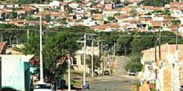 Vista parcial de Itapetininga-SP-Foto:Fábio Barros