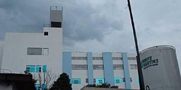 Itapeva-SP-Hospital da cidade-Foto:Luzia Frata