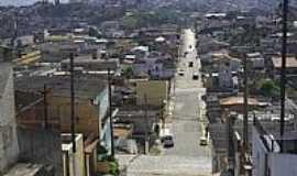 Itapevi - Rua Dr.José Pedro de Castro em Itapevi-SP-Foto:Kleber Sadao Aono,postada por Daniel Souza Lima