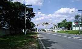 Itapira - Itapira-SP-P�rtico de entrada da cidade-Foto:J Oliveira