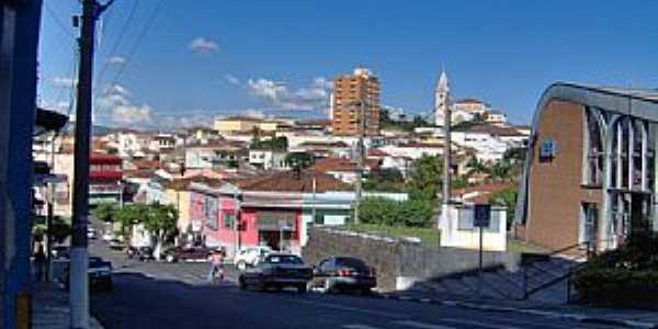 Rua Siqueira Campos Itapira - por Marco Resende Rapeli