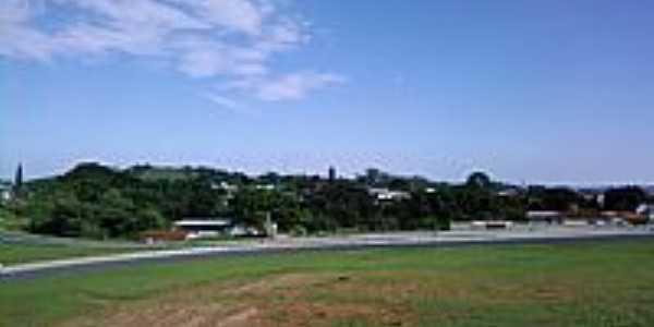 Itapira-SP-Vista da Vila Bazani-Foto:J Oliveira