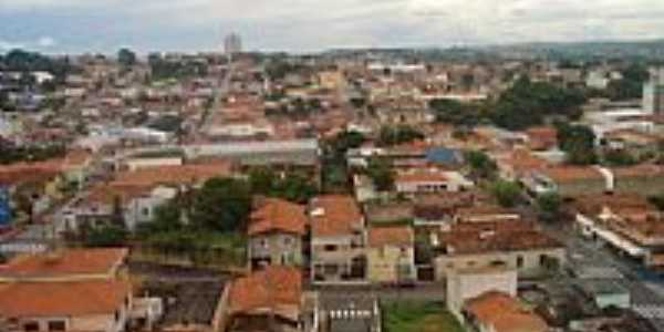 Itapira-SP-Vista parcial da cidade-Foto:J Oliveira