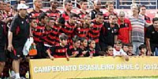Parabéns OESTE! Campeão da Série C do Brasileirão de 2012!!!