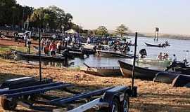 Itapura - Pesca no Rio Tietê - Itapura - SP