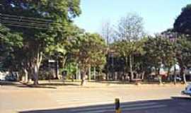 Itararé - Praça General Euclydes Figueredo
