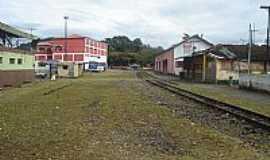 Itariri - Antiga Estação  foto João Savioli