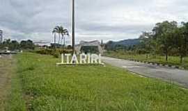 Itariri - Entrada da cidade foto João Savioli