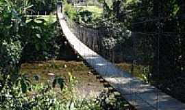 Itariri - Ponte pênsil